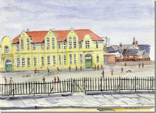 South Road School, Poole