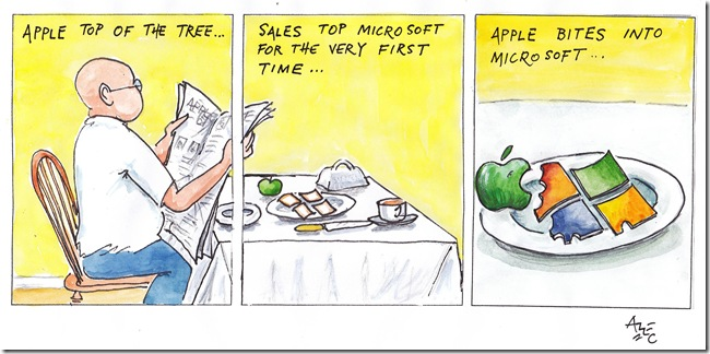 nick's apple cartoon0001