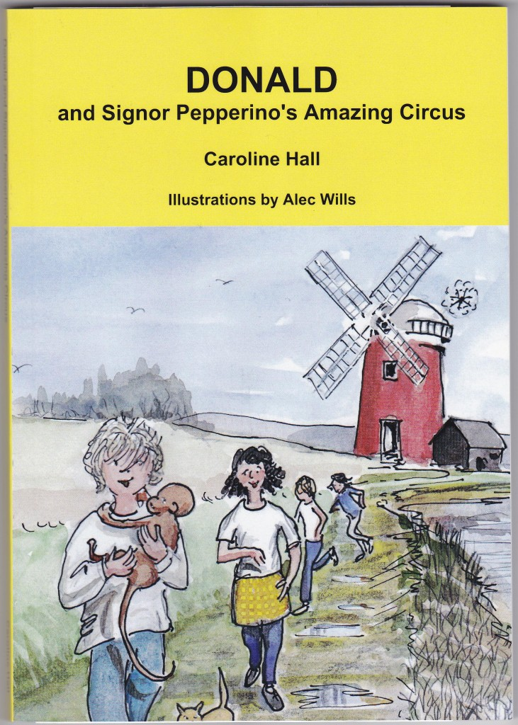 Donald and Signor Pepperino's Amazing Circus